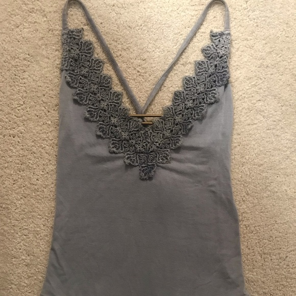 Free People Tops - Free People Size Small Body Suit